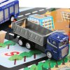 Xiongfengda Kids Alloy 1:60 Scale Police Department Set for sale