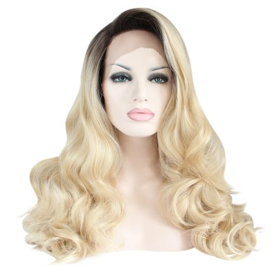 Ombre Loose Wave Synthetic Wig