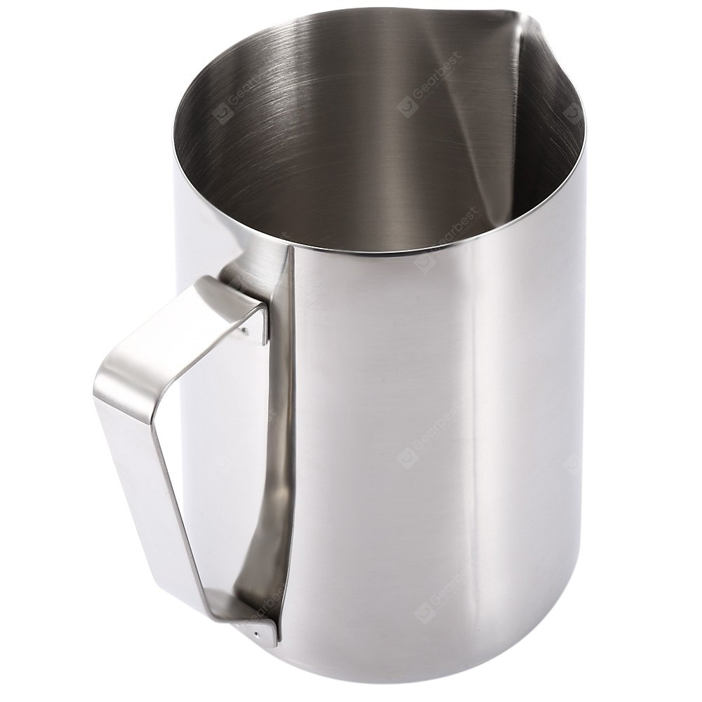 1500ml Stainless Steel Frothing Pitcher