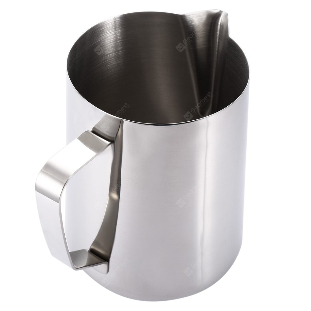 2000ml Stainless Steel Frothing Pitcher