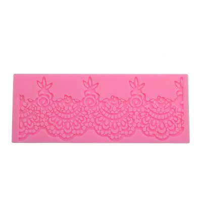 Lace Flower Silicone Cake Mold