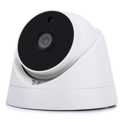 COTIER TV - 533H2 / AH 1080P AHD Hemispheric CCTV Camera
