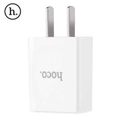 HOCO C10 Single USB Output Charger Adapter