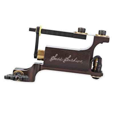 Wire Cutting Tungsten Steel Rotary Motor Tattoo Machine Gun