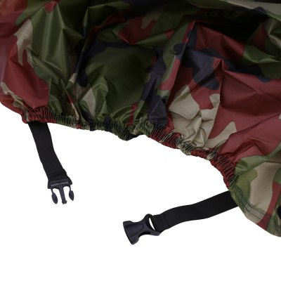 Polyester Taffeta Motorcycle Cover