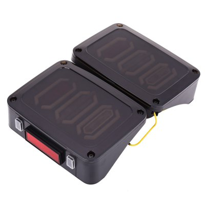 Pair of LED Tail Light for Signal Lamps for Jeep