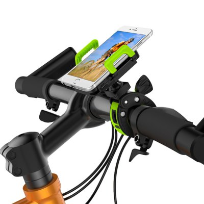 IDMIX M03 360 Degree Rotation Bike Holder MountStands &amp; Holders<br>IDMIX M03 360 Degree Rotation Bike Holder Mount<br><br>Product weight: 0.157 kg<br>Package weight: 0.205 kg<br>Product Size(L x W x H): 7.50 x 9.50 x 14.00 cm / 2.95 x 3.74 x 5.51 inches<br>Package Size(L x W x H): 10.00 x 10.00 x 15.00 cm / 3.94 x 3.94 x 5.91 inches<br>Package Contents: 1 x Phone Bike Holder