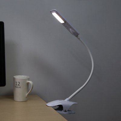 Clip Fixtures LED Dimmable Desk Light