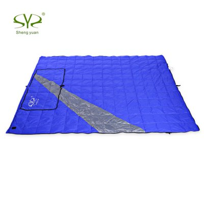 Shengyuan Foldable Splicing Envelope Sleeping Bag