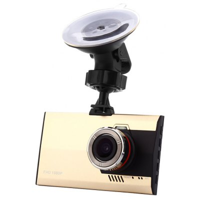 Super Wide Angle 140 Degree with G-sensor 3.0 inch Screen