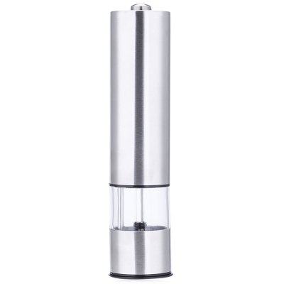 Electric Stainless Steel Pepper Spice Grinder
