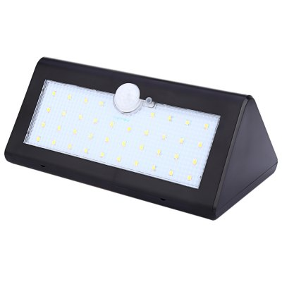 38 LEDs Solar Powered Motion Sensor Light