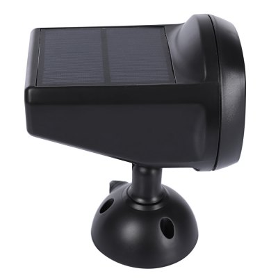 Solar Powered Motion Sensor LightOutdoor Lights<br>Solar Powered Motion Sensor Light<br><br>Body Material: ABS<br>Is Bulbs Included: Yes<br>Is Dimmable: Yes<br>Light Source: LED Bulbs<br>Package Contents: 1 x 2 LEDs Solar Powered Motion Sensor Light, 1 x English User Manual, 1 x Pack of Accessories<br>Package Size(L x W x H): 14.00 x 14.00 x 10.00 cm / 5.51 x 5.51 x 3.94 inches<br>Package weight: 0.427 kg<br>Product weight: 0.310 kg<br>Protection Level: IP65<br>Style: Modern