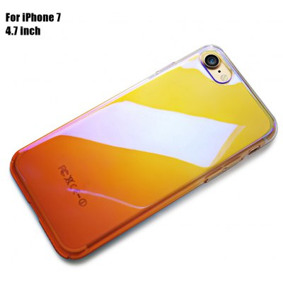 CAFELE Double Electroplated PC Case for iPhone 7