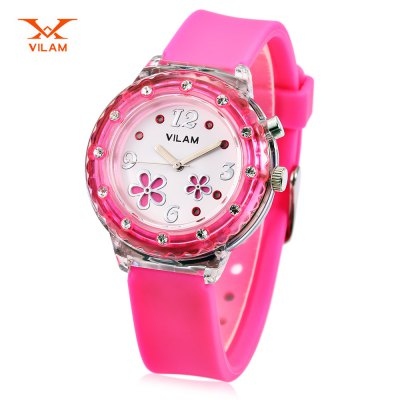 VILAM 06001 Children Quartz Watch