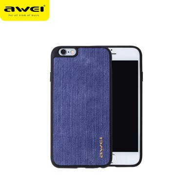 Awei FB - 6S Jeans Soft TPU Case for iPhone 6 / 6S 4.7 inch