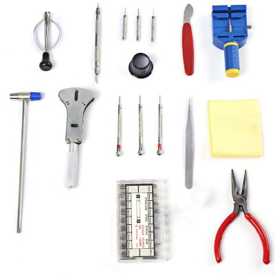 Watchmaker Repair Tool Kit