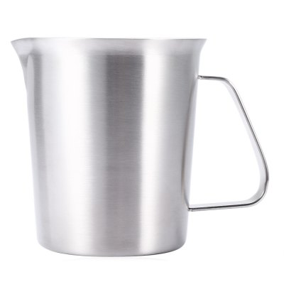 Double-layer Stainless Steel Measuring Jug