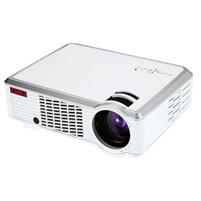 LED - 33 LCD Projector 2600 Lumens 854 x 540 Pixels for Home Office Education