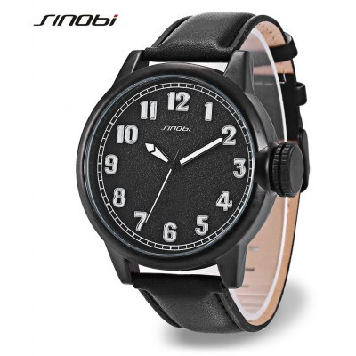 Sinobi 9608 Male Quartz Watch