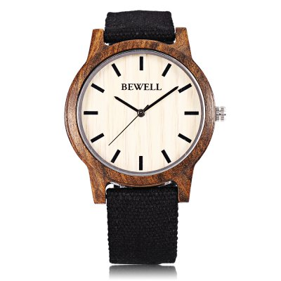 Bewell ZS - W134A Unisex Quartz WatchMens Watches<br>Bewell ZS - W134A Unisex Quartz Watch<br><br>Band Length: 8.27 inch<br>Band Material Type: Canvas<br>Band Width: 20mm<br>Case material: Wooden<br>Case Shape: Round<br>Clasp type: Pin Buckle<br>Dial Diameter: 1.68 inch<br>Dial Display: Analog<br>Dial Window Material Type: Hardlex<br>Gender: Men,Women<br>Movement: Quartz<br>Style: Fashion &amp; Casual<br>Product weight: 0.022 kg<br>Package weight: 0.100 kg<br>Product Size(L x W x H): 25.50 x 4.50 x 0.80 cm / 10.04 x 1.77 x 0.31 inches<br>Package Size(L x W x H): 7.00 x 7.00 x 7.00 cm / 2.76 x 2.76 x 2.76 inches<br>Package Contents: 1 x Watch, 1 x Box
