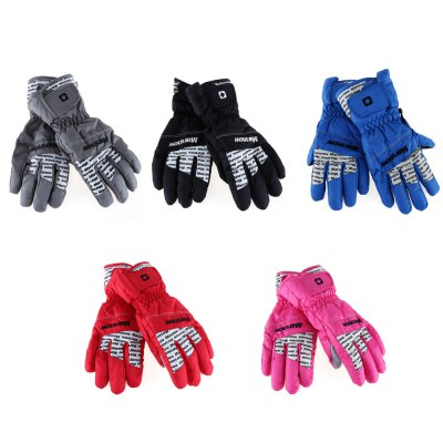 Marsnow Paired Men Women Cycling Windproof Gloves