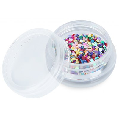 DIY Jewelry Colorful Small Round Nail Decoration Tool