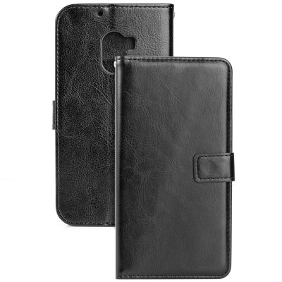 Crazy Horse Series PU Leather Cover Case Wallet 2 in 1 with Card Slot for Lenovo K4 Note
