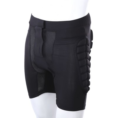 Unisex Outdoor Sport Skiing Protective Hip Butt Pad Pant