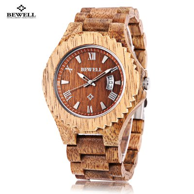 Bewell ZS - W129A Male Quartz Watch