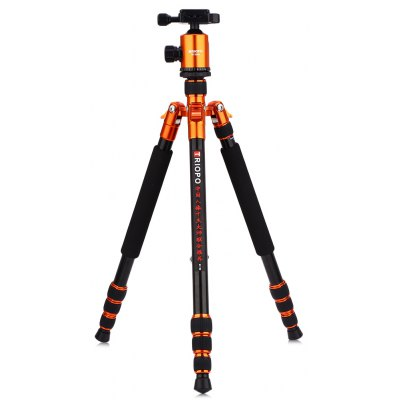 TRIOPO MT258A 64.6 inch Tripod Monopod with 1/4 Screw