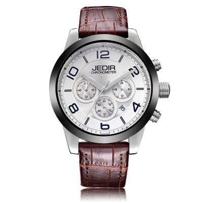 JEDIR 2025 Male Quartz Watch nickson suryono connecting learning management system with social networking
