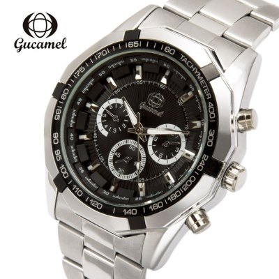Gucamel B043 Men Quartz Watch