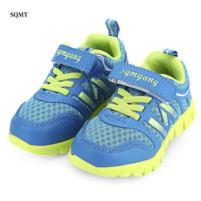SQMY Casual Color Block Breathable Boys Sneaker