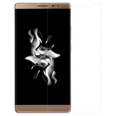 2.5D 9H Tempered Glass Curved Edge Film for HUAWEI Mate 8