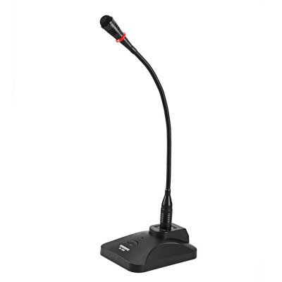 WEISRE M - 380 Wired Capacitive Voice Chatting Microphone