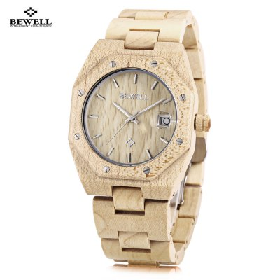 Bewell ZS - W099A Male Quartz Watch