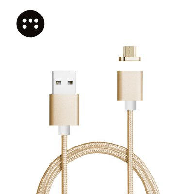 M2sr Magnetic Micro USB Data Cable