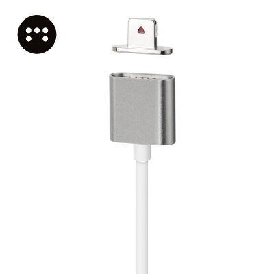 Moizen SNAP - 02 Magnetic Charger USB Data Cable 1.2M