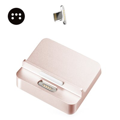 Moizen SNAP - 03 Magnetic Adapter 2.4A Charging Cradle for iPhone