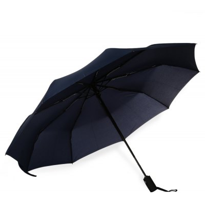 3 Fold Automatic Open Close Button Umbrella