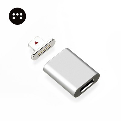 Moizen SNAP - 01 Magnetic USB Cable Charging Adapter for iPhone