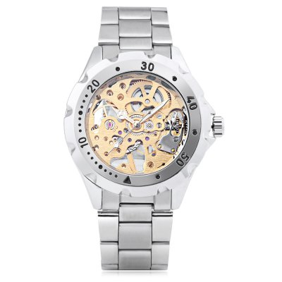 Winner 1082 Male Auto Mechanical WatchMens Watches<br>Winner 1082 Male Auto Mechanical Watch<br><br>Band Length: 7.48 inch<br>Band Material Type: Stainless Steel<br>Band Width: 18mm<br>Case material: Alloy<br>Case Shape: Round<br>Clasp type: Folding Clasp<br>Dial Diameter: 1.38 inch<br>Dial Display: Analog<br>Dial Window Material Type: Hardlex<br>Feature: Luminous<br>Gender: Men<br>Movement: Automatic Self-Wind<br>Package Contents: 1 x Watch<br>Package Size(L x W x H): 10.50 x 5.00 x 2.00 cm / 4.13 x 1.97 x 0.79 inches<br>Package weight: 0.114 kg<br>Product Size(L x W x H): 19.00 x 4.00 x 1.00 cm / 7.48 x 1.57 x 0.39 inches<br>Product weight: 0.093 kg<br>Style: Business