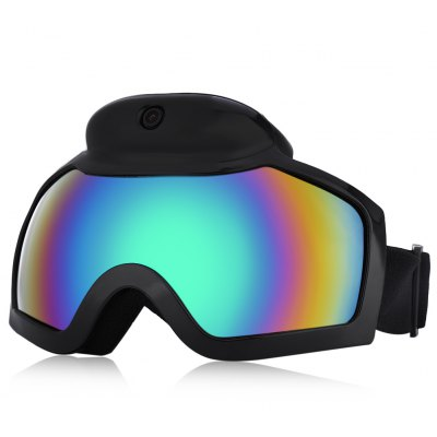 Glasses Style 1080P HD Skiing Action Camera Camcorder