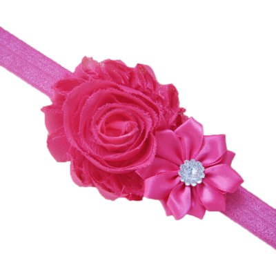 Trendy Flash Flower Zircon Decoration Babies Hair BandBaby Gear<br>Trendy Flash Flower Zircon Decoration Babies Hair Band<br><br>Headwear Type: Hairbands<br>Group: Children<br>Gender: For Girls<br>Style: Fashion<br>Pattern Type: Others<br>Material: Polyester<br>Product weight: 0.003 kg<br>Package weight: 0.009 kg<br>Product size (L x W x H): 11.00 x 10.00 x 0.50 cm / 4.33 x 3.94 x 0.2 inches<br>Package size (L x W x H): 11.50 x 10.50 x 1.00 cm / 4.53 x 4.13 x 0.39 inches<br>Package Contents: 1 x Hairband