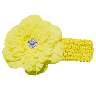 Chic Flower Zircon Decoration Hairband for BabiesBaby Gear<br>Chic Flower Zircon Decoration Hairband for Babies<br><br>Headwear Type: Hairbands<br>Group: Children<br>Gender: For Girls<br>Style: Fashion<br>Pattern Type: Others<br>Product weight: 0.015 kg<br>Package weight: 0.021 kg<br>Product size (L x W x H): 10.00 x 9.00 x 1.00 cm / 3.94 x 3.54 x 0.39 inches<br>Package size (L x W x H): 10.50 x 9.50 x 1.50 cm / 4.13 x 3.74 x 0.59 inches<br>Package Contents: 1 x Hairband