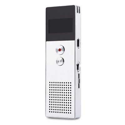 BENJIE C6 0.96 inch FM 8G Internal MP3 Player Voice Recorder