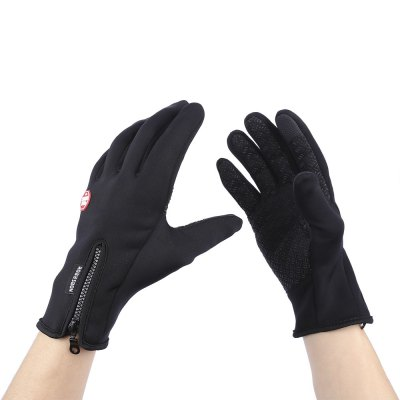Robesbon Paired Unisex Bicycle Screen Gloves