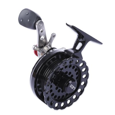 LEO DWS60 4 + 1BB Fly Fishing Reel Wheel with High Foot