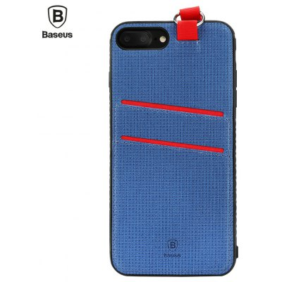 Baseus Lang Series Back Cover Dual Card Slot for iPhone 7 Plus